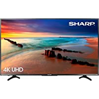 Sharp 55 LED 2160p Smart 4K Ultra HD TV Roku TV