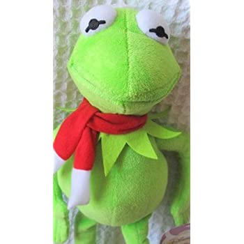 "Muppets Christmas Kermit the Frog 18"" Plush"