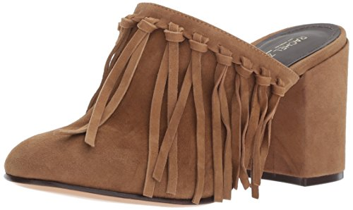 Boho-Chic Vacation & Fall Looks - Standard & Plus Size Styless - Rachel Zoe Women's Kingston Mule, Siena, 7.5 M US