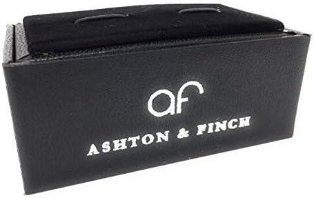 Ashton and Finch Raised Fist//Fist Bump Cufflinks