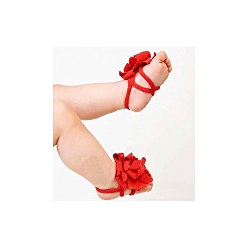 """accéssoire, couvre pie modelo """"pétalo rojo"""