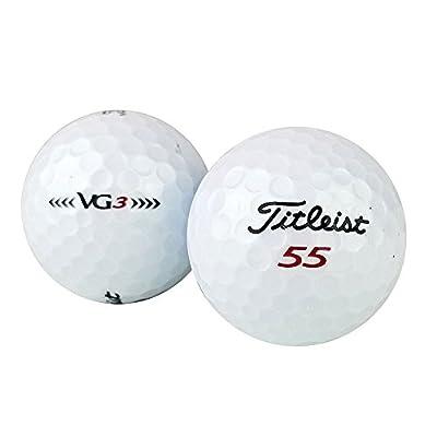 Titleist VG3 Golf Balls (Bulk) 2017