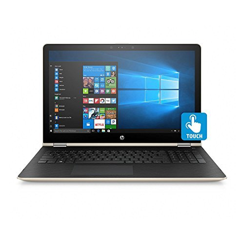HP X360 Full HD 15.6 Inch Touchscreen Laptop Computer (Intel Core i7-8550U 1.8GHz, 8GB RAM, 1TB HDD, 2GB Radeon DSC 530, Backlit Keyboard, B&O Play Audio, Windows 10)