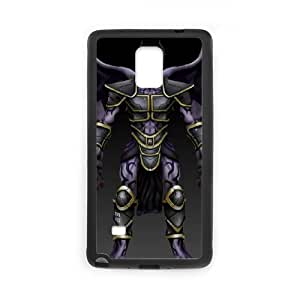 Samsung Galaxy Note 4 Cell Phone Case Black Defense Of The Ancients Dota 2 Night Stalker 004 MJQ405121H
