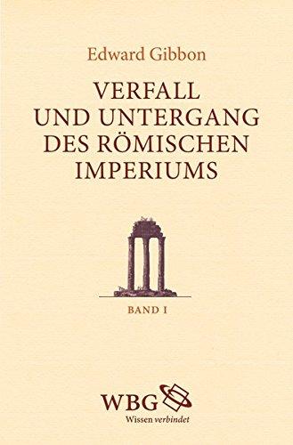 Verfall und Untergang des römischen Imperiums, 2 Bände Gebundenes Buch – 1. Oktober 2016 Edward Gibbon Klaus Bringmann Michael Walter 2 Bände