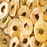 Apple - Bulk Apple Rings 10 Pound Value Box - Freshest and highest quality dried fruit from US based farmers markets - Bulk dried fruit for homes, restaurants, and baked goods. (10 LB)