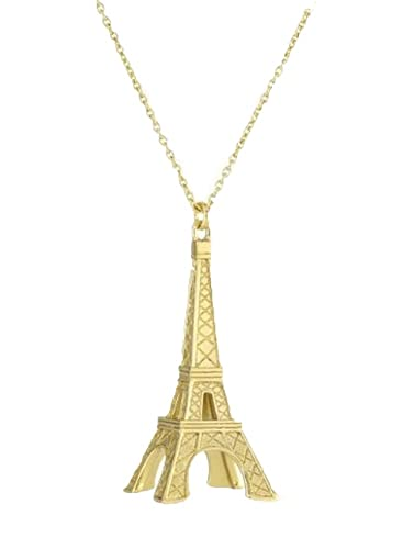 Amazon kate spade new york parisian lights eiffel tower kate spade new york quotparisian lightsquot eiffel tower pendant necklace aloadofball Image collections