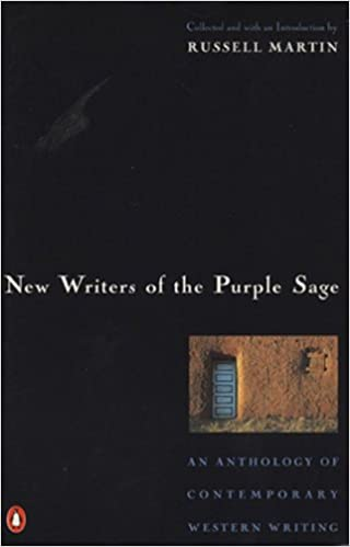 New Writers Of The Purple Sage: Russell Martin: 9780140169409: Amazon.com:  Books