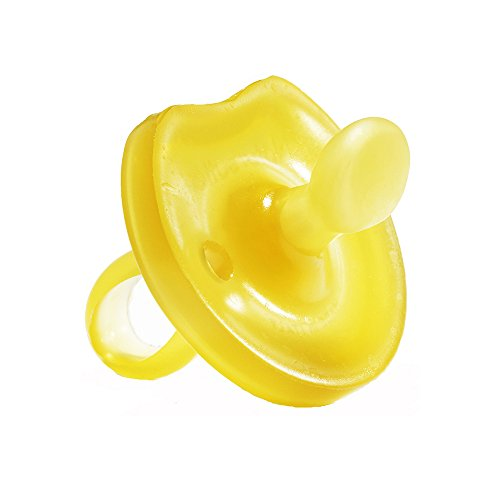 Natursutten BUTTERFLY Ortho Small Natural Rubber Pacifier, Butterfly Orthodontic, 0-6 Months -