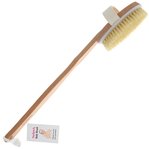 TopNotch Body Bath Brush Detachable product image