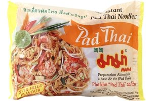 Instant Pad Thai Noodles, 2.5 Oz. Packets (Set of 10)