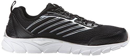 Womens Fila Forward Silver Running Black Shoe Metallic Womens Black Fila SSfW1BZE