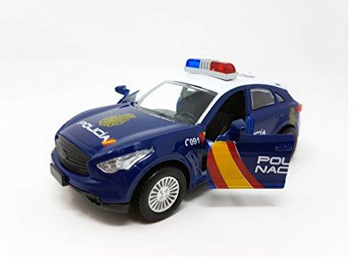 PLAYJOCS Coche Policía Nacional GT-0233 6