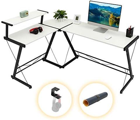 Gome L-Shaped Computer Desk