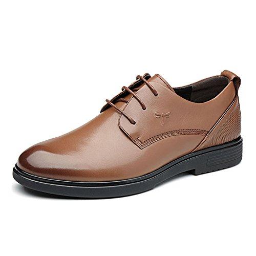 Aemember scarpe da uomo Business si adatta alle Scarpe, Scarpe Uomo marrone ,39, la fascetta.
