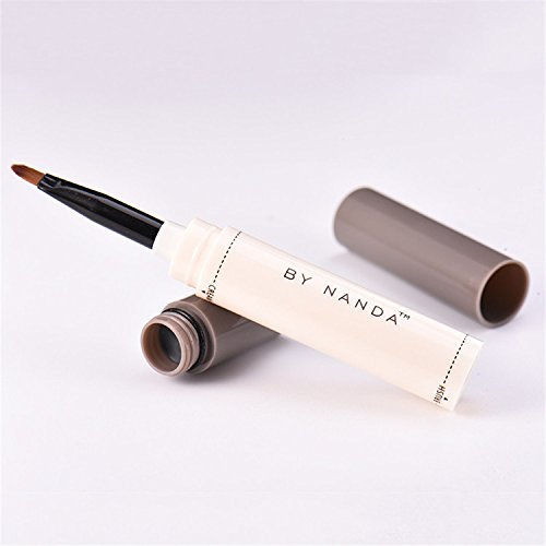 By Nandy Eyebrow Pencil Eyebrow Powder and Brush New Style Eyebrow cream Makeup Cosmetics Easy to Control for Tyro Ruier-hui