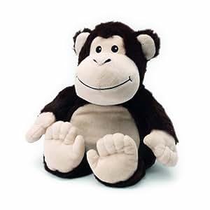 Intelex Cozy Microwaveable Plush, Monkey