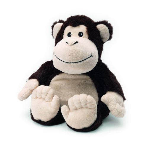 Monkey 14 Plush - Intelex, Warmies Cozy Therapy Plush - Monkey