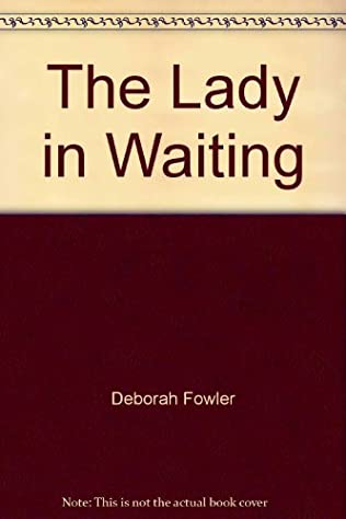 book cover of The Lady in Waiting