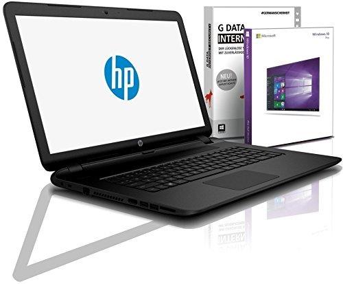 HP (15,6 Zoll) Notebook (Intel N4000, 2.6 GHz, 4GB DDR4, 1000GB S-ATA HDD, Radeon R4, HDMI, Webcam, Bluetooth, USB 3.0…