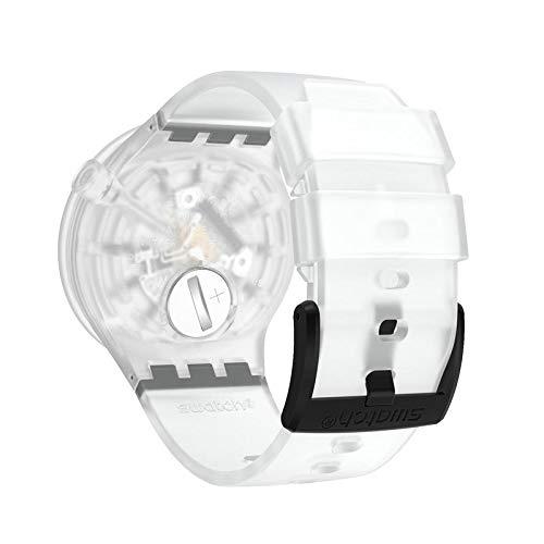 Swatch orologio uomo BLACKINJELLY Originals Big Bold 47mm Summer SO27E101