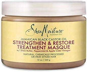 Shea Moisture Jamaican Black Masque 12oz [並行輸入品]