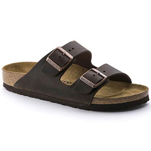 Birkenstock Arizona Leather Sandals (Birkenstock Unisex Arizona Leather Sandals)