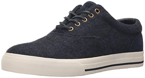 Ralph Lauren Mens Vaughn Wool Trainers Navy