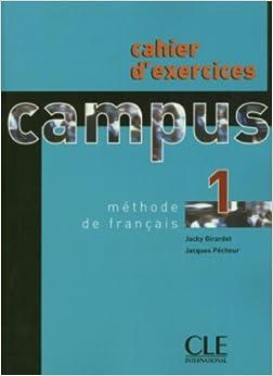 Le Livre De l'Eleve 1: Cahier d'Exercises and Corriges: 1 9782090332186 Language Learning & Teaching at amazon