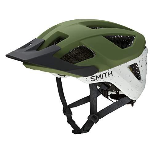 - Smith Optics 2019 Session MIPS Adult MTB Cycling Helmet - Matte Moss/Vapor/Medium