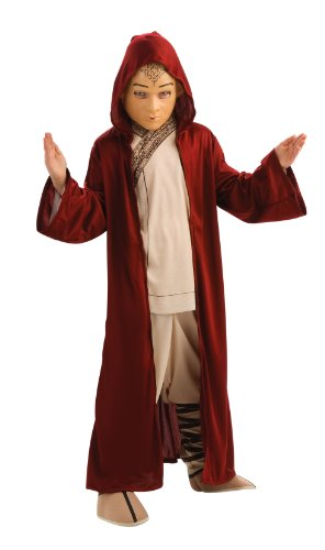The Last Airbender Child's Hooded Cloak   Costume - (Firebender Halloween Costume)