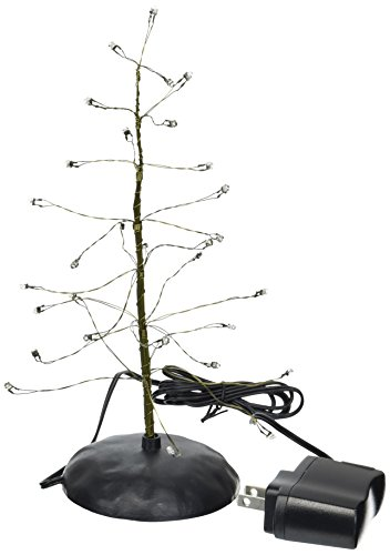 Department 56 Accessories for Villages Halloween Multi-Color Village Tree -