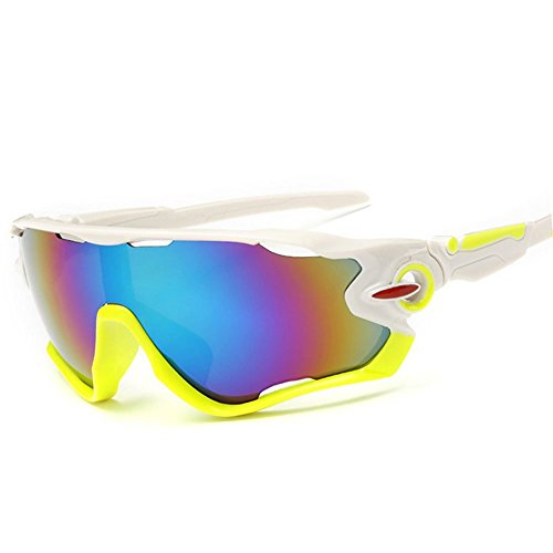 Phellps Newest Outdoor Sports Sunglasses - Professional Fashion Cycling Hiking Skiing or - Sunglasses Changeable Lens