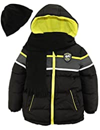 iXTREME boys Ixtreme Colorblock Gwp Puffer