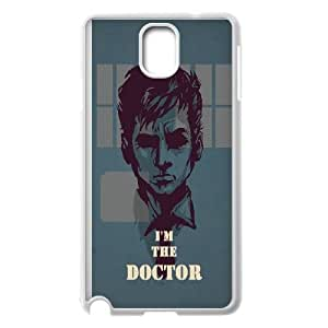 Samsung Galaxy Note 3 Cell Phone Case White_Im The Doctor Amhpt