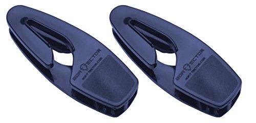 Extreme Max 3005.5039 BoatTector Sailboat Fender Hangers - Blue