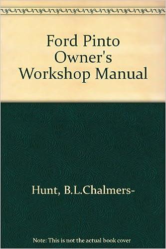 Car & Truck Repair Manuals & Literature Auto Parts and Vehicles ...