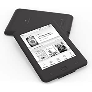 bq Cervantes Touch - Tablet (pantalla de 6 pulgadas, 4 GB de RAM), color negro