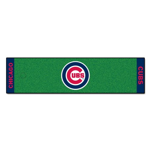 FANMATS MLB Chicago Cubs Nylon Face Putting Green - Chicago Stores Target