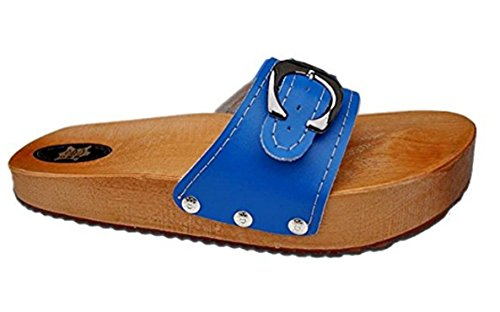 Marited' Sandalias / Zuecos para la Celulitis Azul