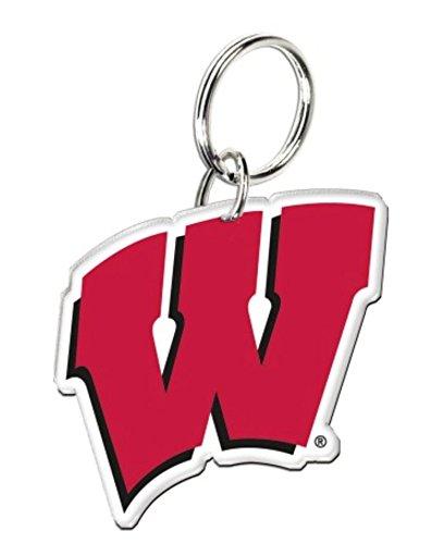 NCAA Universidad de Wisconsin tejones Premium acrílico ...