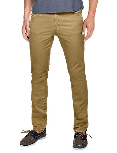 Slim Fit Khaki Pants - 6