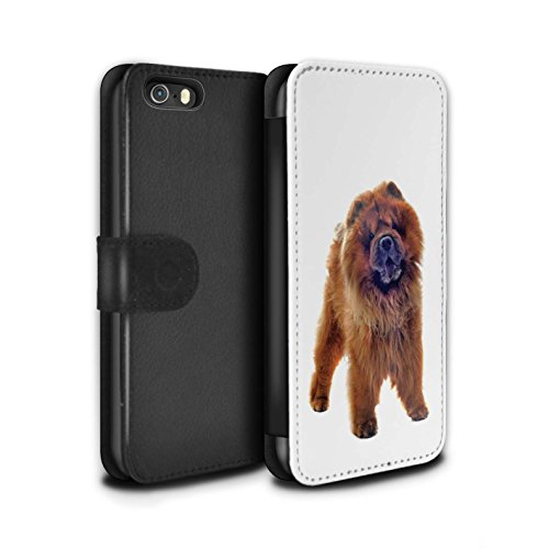 stuff4-pu-leather-wallet-flip-case-cover-for-apple-iphone-5-5s-chow-chow-design-dog-breeds-collectio
