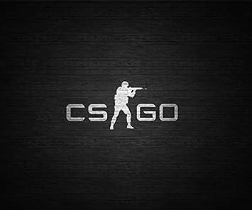 12 x 10 inch Csgo Gaming velocidad suave Counter Strike: Global Offensive alfombrilla de ratón para gamers