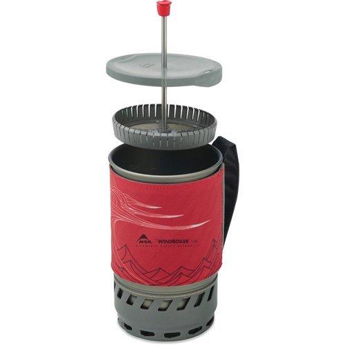 MSR Windburner Coffee Press Kit, 1 L