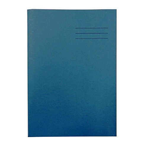 Hamelin A4 Writing Subject Exercise Books, Pack of 25 - 160 Pages, Ruled - Size 11.7'' x 8.2''
