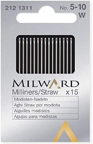 Aguja para modistas Milward Hartkurzwaren n/º 5-10