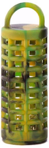 Jackies Deer Lures Buck Cage Scent Dispenser Triple Pack, Camouflage