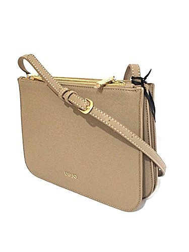 BORSA LIU JO SMALL CROSSBODY MANHATTAN A18086 E0499 ARENARIA