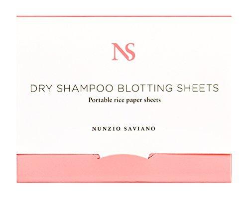 (Nunzio Saviano Dry Shampoo Blotting Sheets)